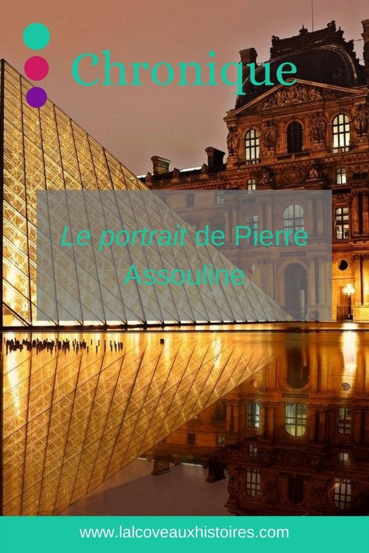 Epingle Pinterest : Le portrait de Pierre Assouline